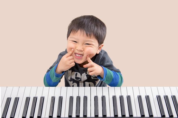 3歳(年少さん)からのピアノレッスン/愛知県稲沢市みずのゆうこピアノとリトミック教室